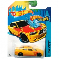 Машинка Hot Wheels Color Shifters Dodge Charger Измени цвет Mattel BHR20