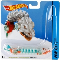 Машинка Мутант Hot Wheels Mattel BBY84_BBY78