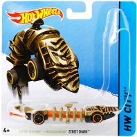 Машинка Мутант Hot Wheels Mattel BBY91_BBY78