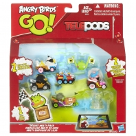 Мега набор Angry Birds Go! Telepods Hasbro A6031