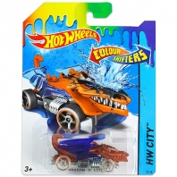 Машинка Hot Wheels Color Shifters Dragon Blaster Измени цвет Mattel CFM32