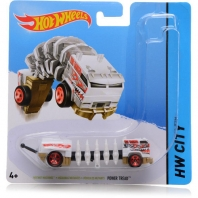 Машинка Мутант Hot Wheels Mattel BBY93_BBY78